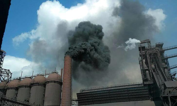 Забруднення повітря Маріуполь